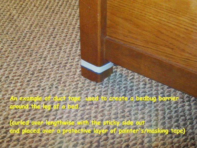 Bedbug Barriers The Co2 Bedbug Trap