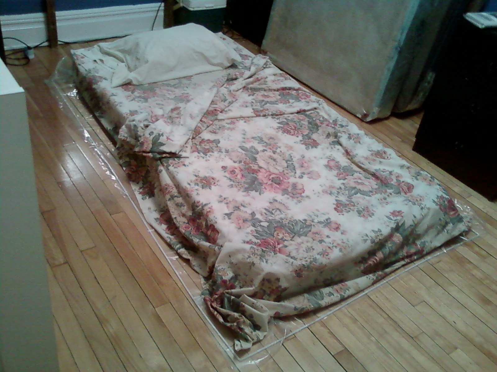 Next, we take care of the mattress itself. A mattress can be cleared out of  bedbugs with 91% rubbing alcohol and a brush. Rubbing alcohol kills bedbug  on ...