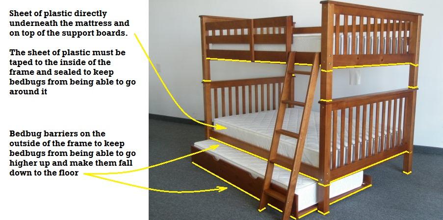 how to make a co2 bedbug trap
